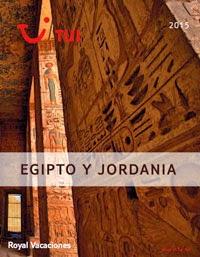 Catálogo Egipto y Jordania 2015