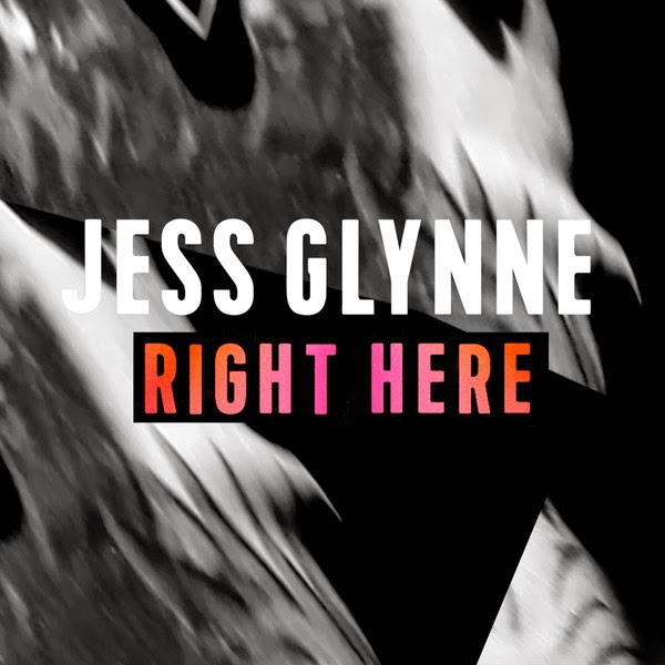 Jess Glynne - Right Here - Single Cover