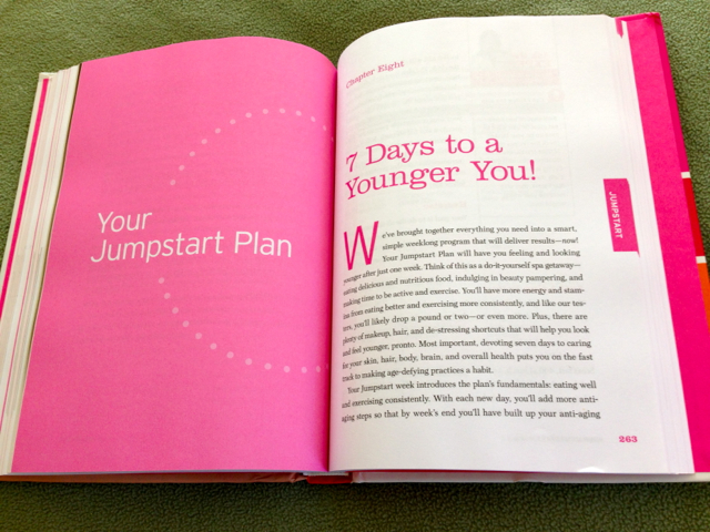 Pretty Book Cover Review : Suko s notebook years younger review and giveaway
