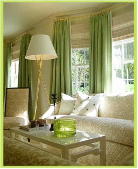 tips memilih gorden untuk dekorasi ruang tamu makmur