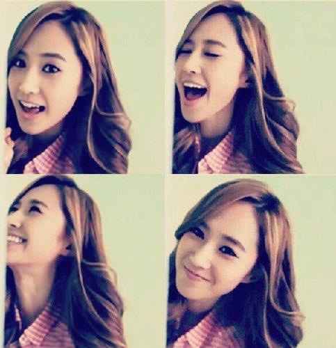 "SNSD YURI new ""Selca Photo"""