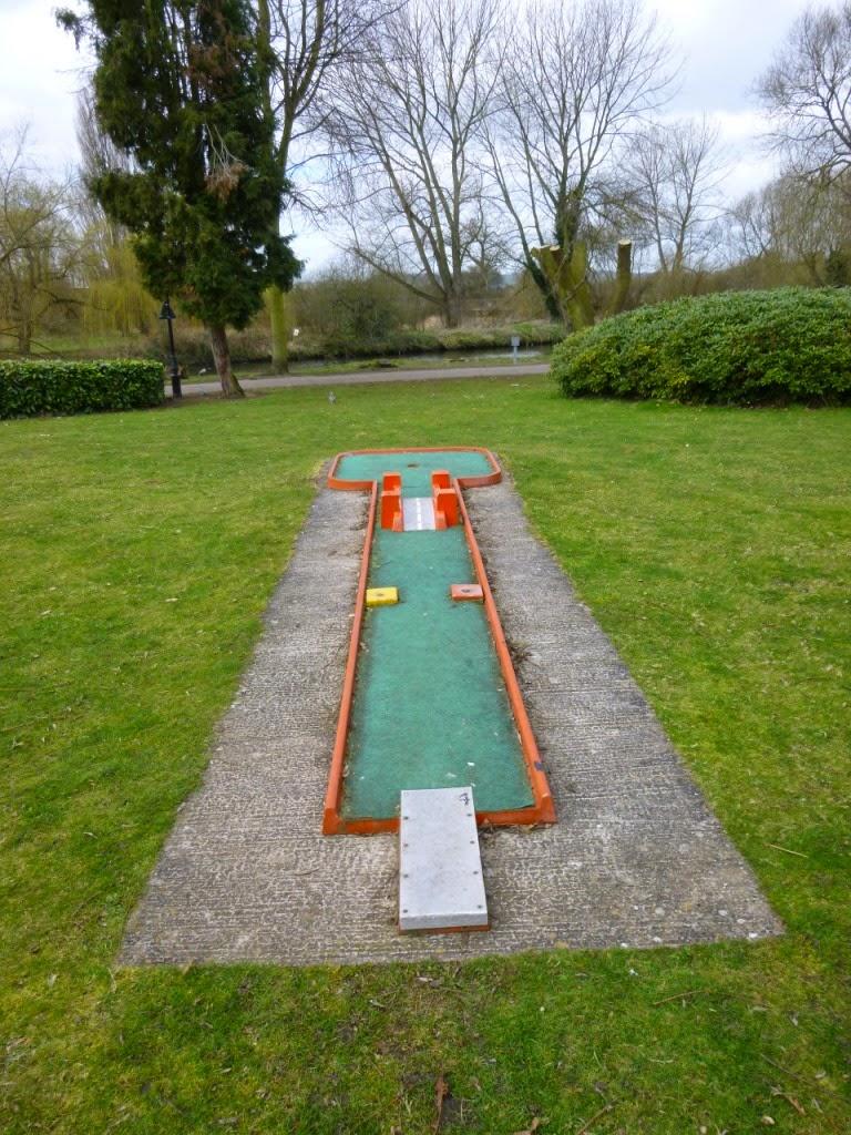 Adventure Golf in Tamworth, Staffordshire