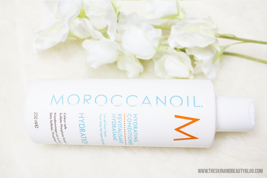 Moroccan Oil Hydrating Conditioner Review!