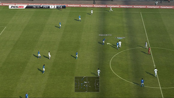 Pro Evolution Soccer 2013 For Mac