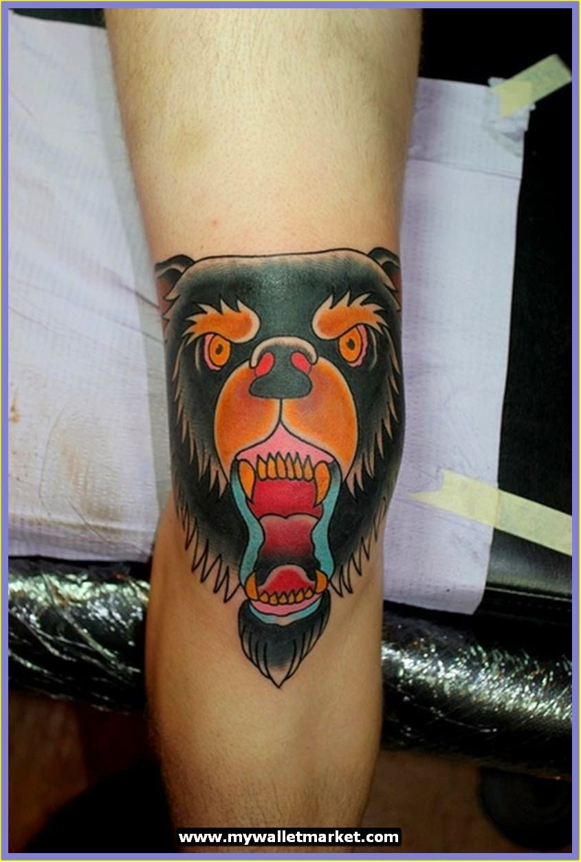 Awesome tattoos designs ideas for men and women amazing for Knee tattoo ideas