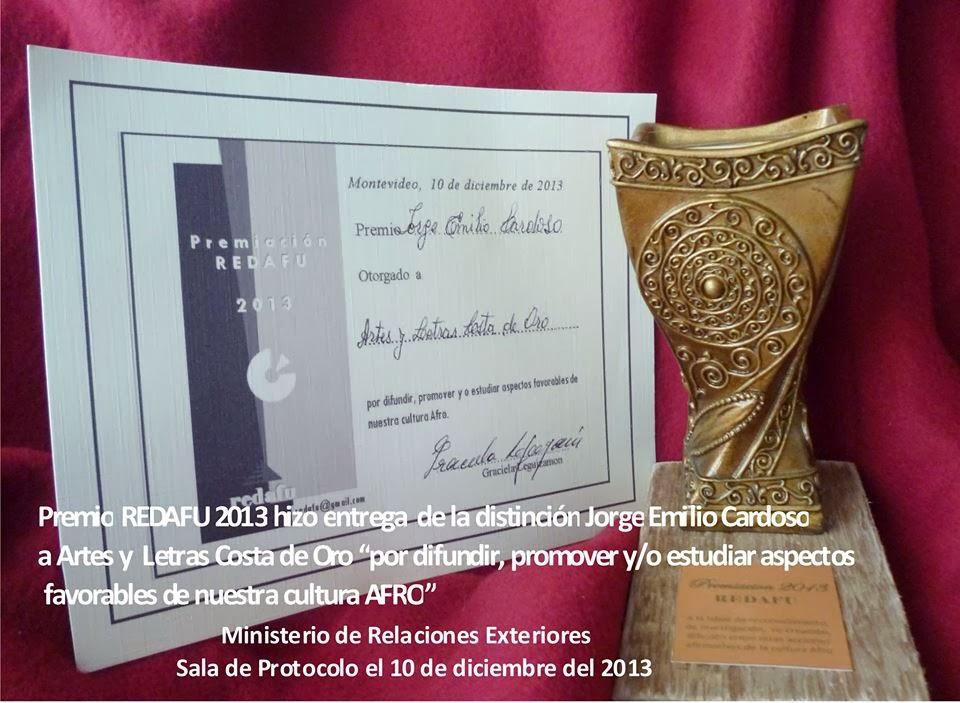Estos fueron los Premios REDAFU 2014