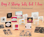 CTMH's July's Campaign -- STAMPAGANZA!!