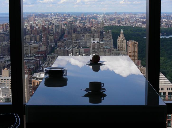Open41 attico new york di lusso for New york case di lusso