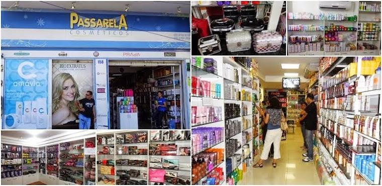 A maior e mais completa loja de Cosméticos, produtos e equipamentos para profissionais de Macaé