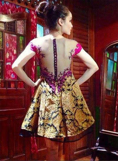 Foto Model Baju Kebaya Cinta Laura