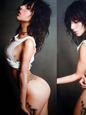 Lady Gaga Nude Photoshoot
