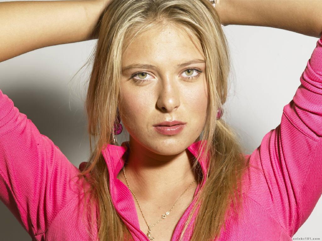 Maria Sharapova Wallpapers Free Wallpaper Downloads