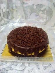Untuk Tempahan : Kek Coklat Kukus Lapis Cheese