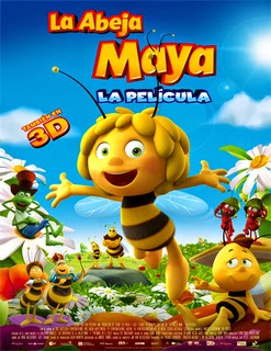 La abeja Maya. La película (2014)