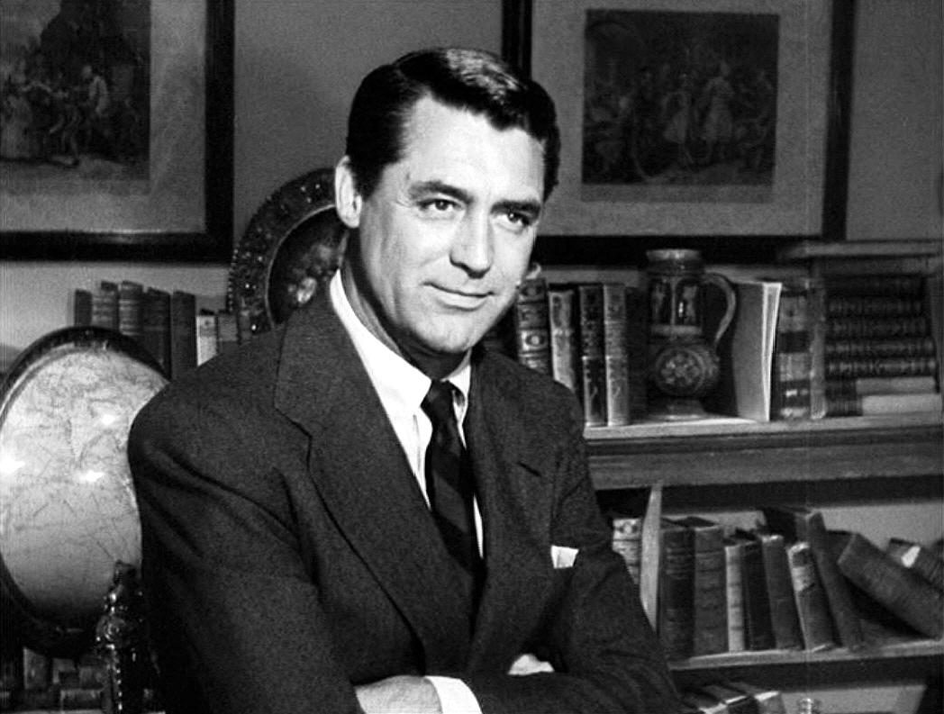 """the elegant age: Cary Grant's Style in """"The Bishop's Wife ..."""