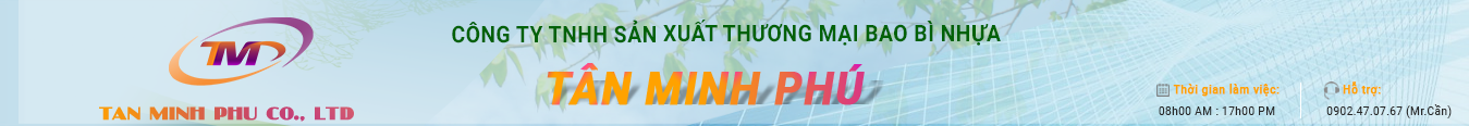Bao bì nhựa Tân Minh Phú