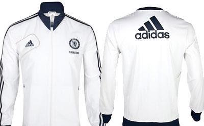 Jaket Chelsea Putih