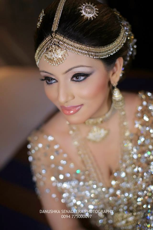 How To Do Kandyan Bridal Makeup : NatashaPerera and Prihan Madappuli Wedding Photos ...