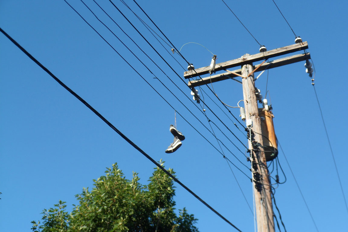 Shoes, Wire…You Know – The Waverly Improvement Association