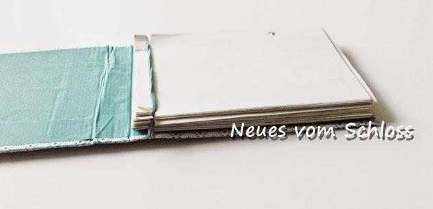 Creadienstag upcycling, Der Block - neuesvomschloss.blogspot.de