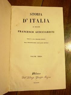 francesco guicciardini storia d italia