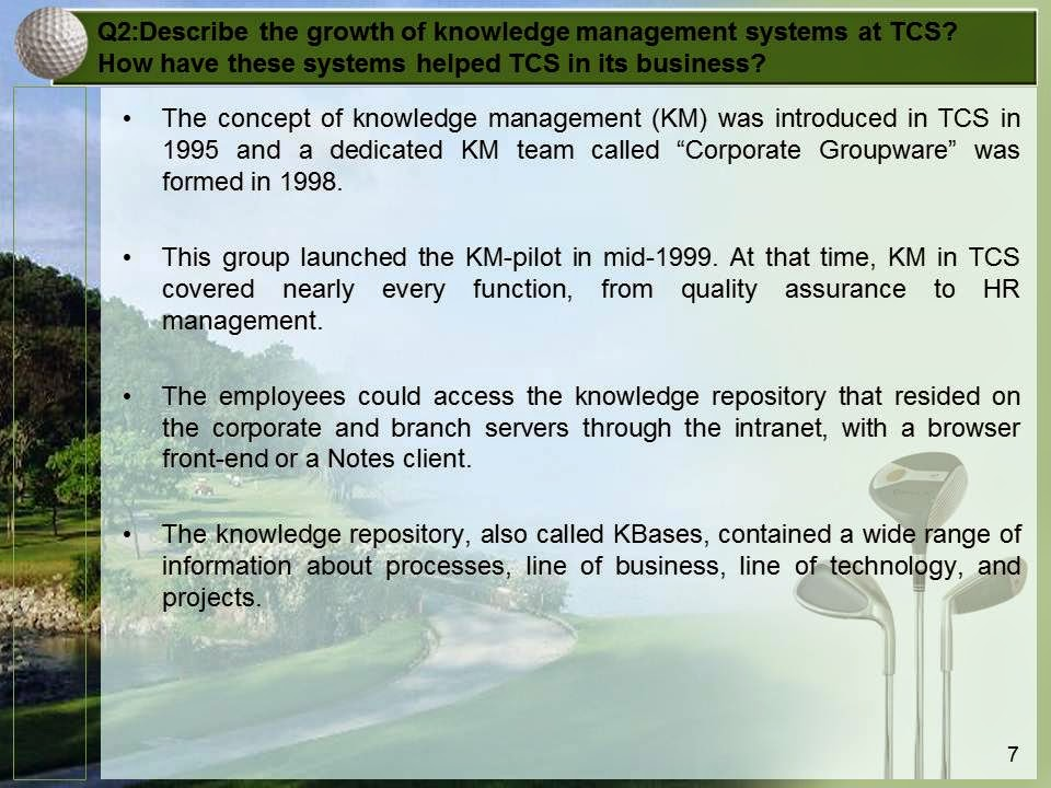 knowledge management case studies in south africa