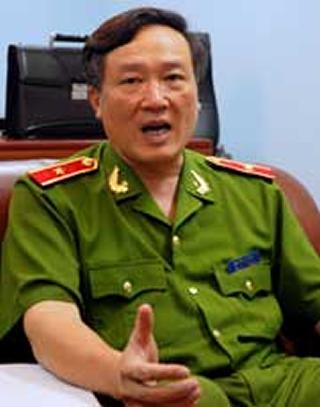 Thư tố cáo Thiếu tướng công an Nguyễn Hòa Bình