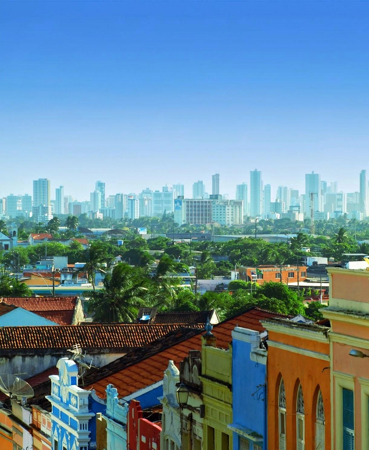 Recife - Pernambuco, Brazil.
