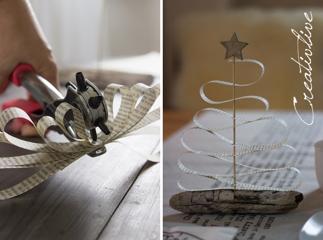 Adventsdeko und mini diy creativlive - Adventsdeko aus holz ...