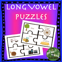 http://www.teacherspayteachers.com/Product/Long-Vowel-Puzzles-A-E-I-O-U-Center-Activity-1029757