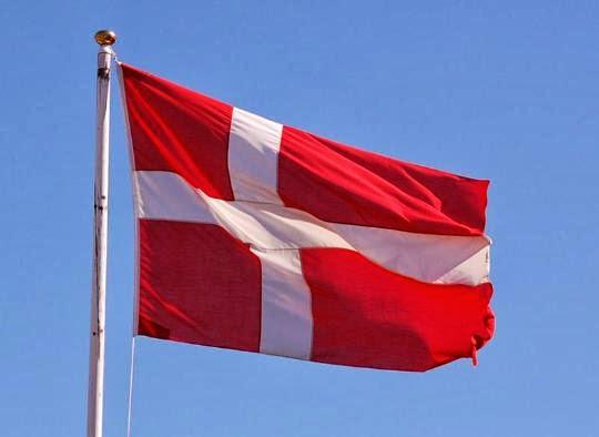 Billeder af dannebrogsflag