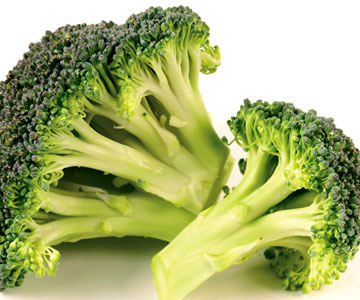 broccoli,List of  vegetables that can prevent cancer