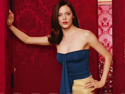 Rose McGowan Hot Wallpaper