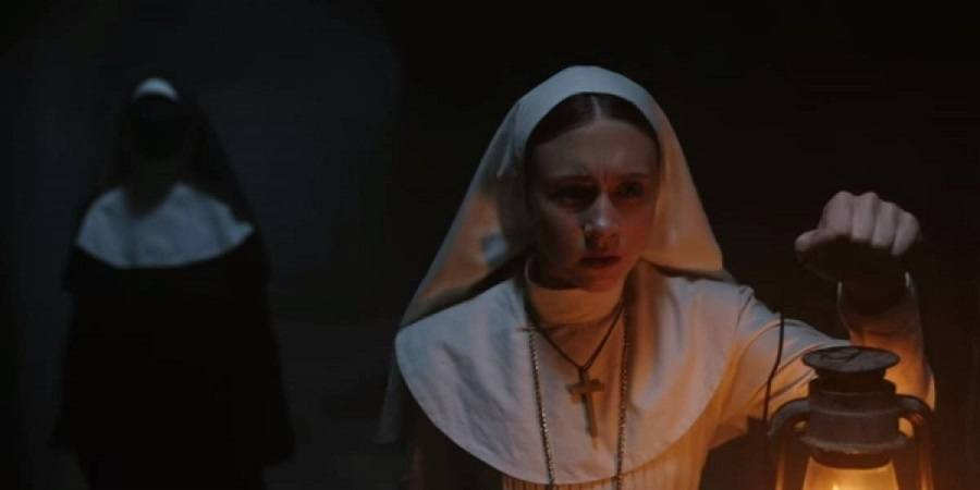 The Nun 4K 4k Torrent Imagem