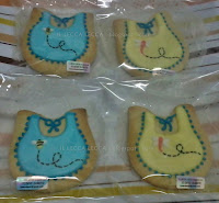 Fancy cookies aqiqah cukur jambul baby bip bugs