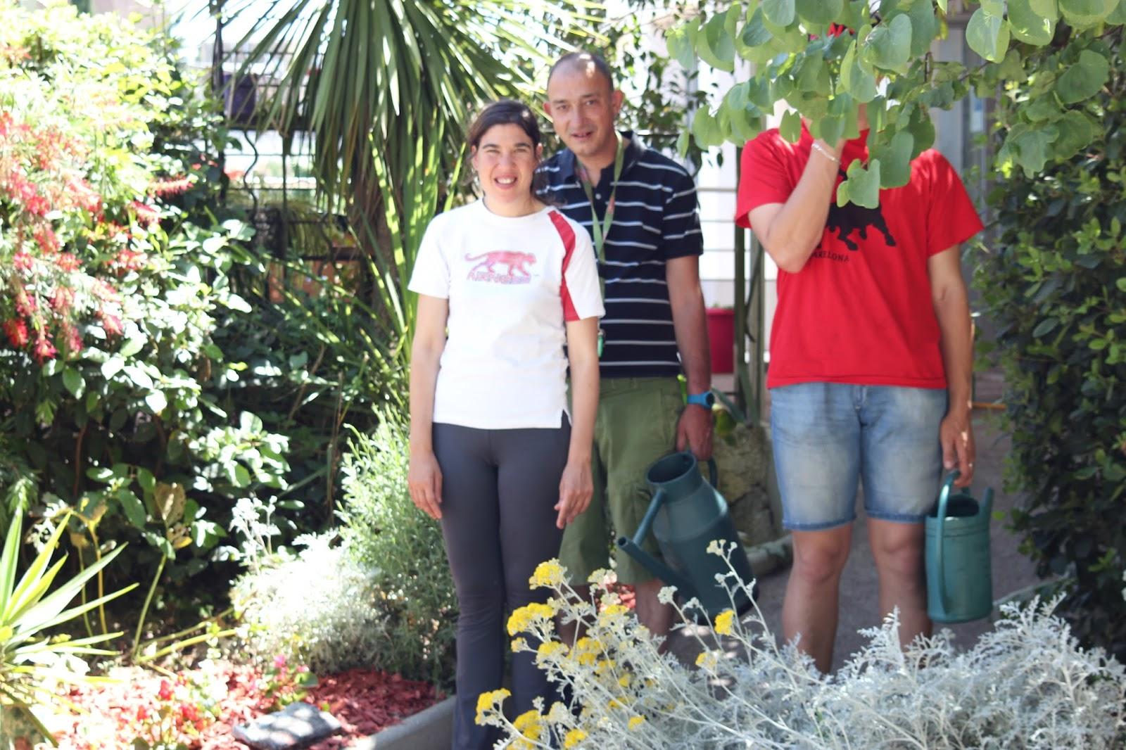 Le blog des terres blanches atelier jardin mai 2015 for Jardin mai 2015