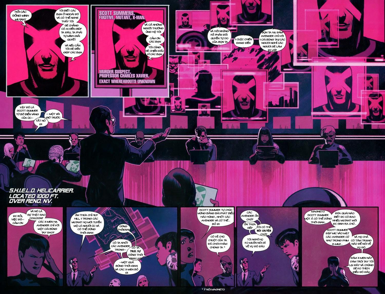 Uncanny X-Men chap 5 - Trang 3