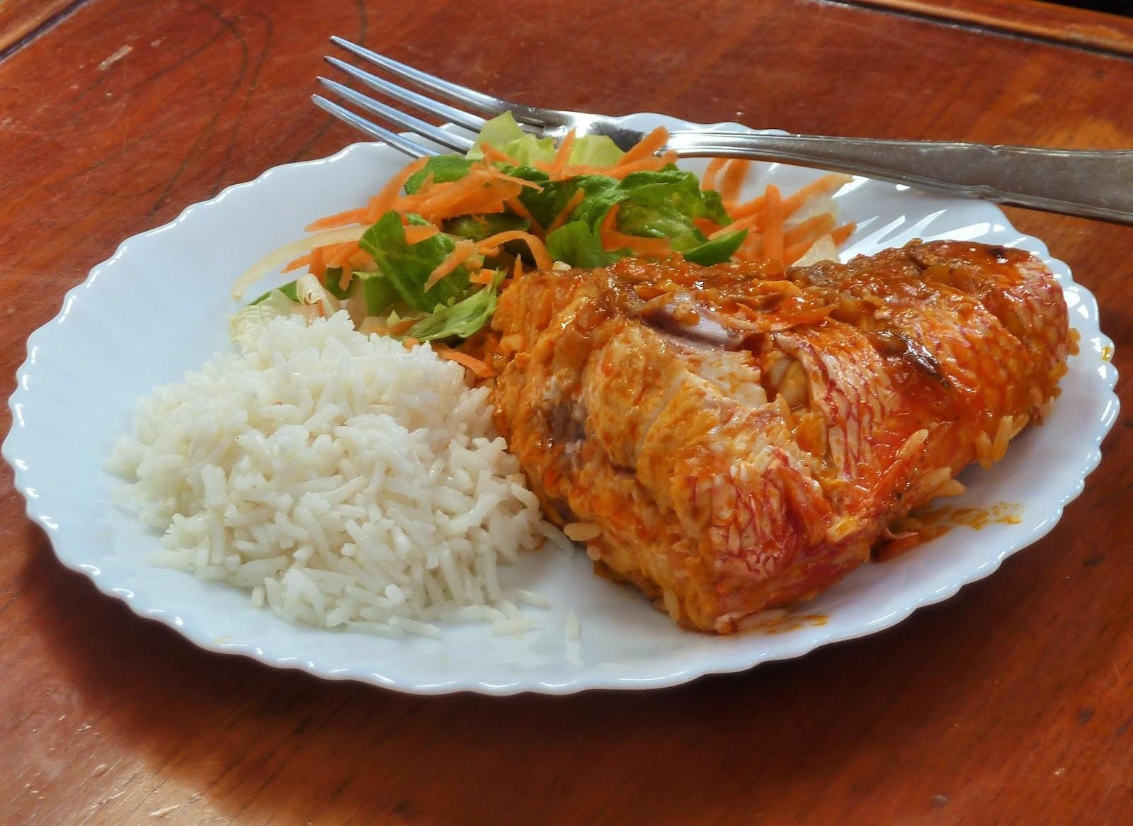 En cuisine avec marl ne court bouillon de poisson simplifi - Court bouillon poisson maison ...