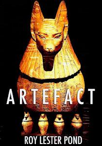 "NEW. ""ARTEFACT"" Egypt mystery thriller"