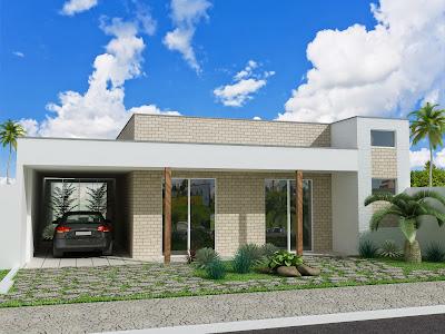 Oficina de arquitetura projetos de arquitetura - Reformas en casas pequenas ...