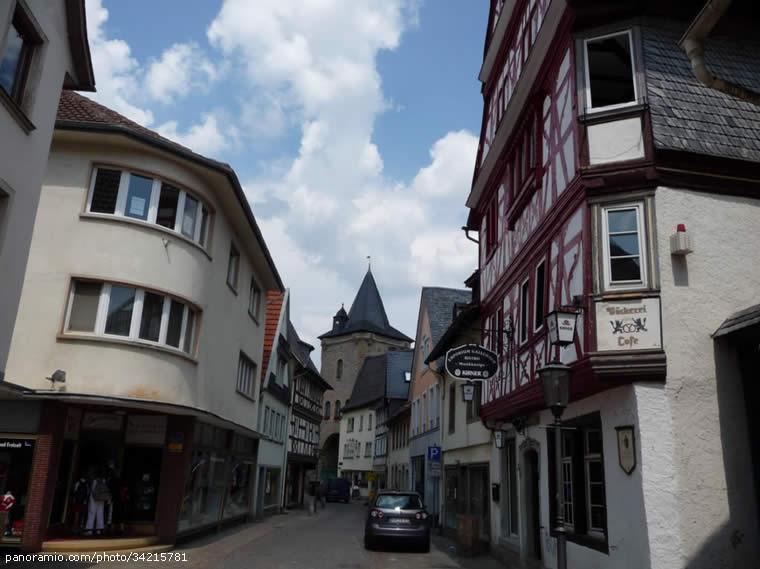 Untergasse am Untertor - Meisenheim - Alemanha/ Germany