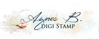 Digi stemple od Agnes B.