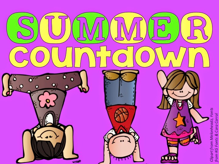 Image result for countdown to summer clip art