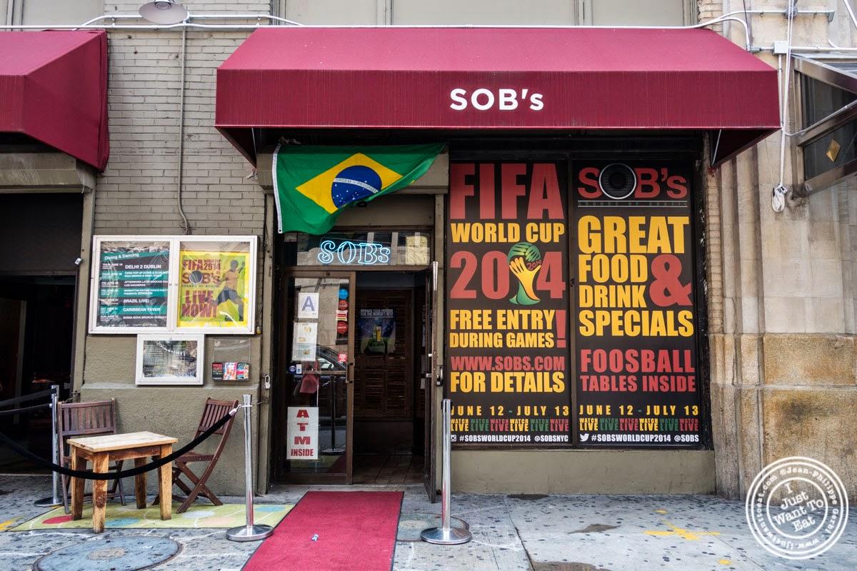 image of Brunch at Sounds Of Brazil SOB's in NY, New York