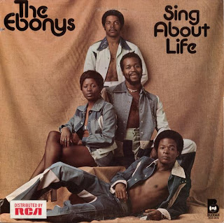 THE EBONYS - SING ABOUT LIFE (1976)