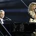 #MTVEMA   Performance de Tori Kelly + Andrea Bocelli