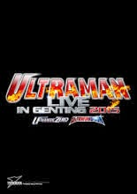 Ultraman Live in Genting 2015