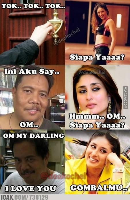Kumpulan Meme Tok Tok Tok Terbaru 2014, Kocak Abis