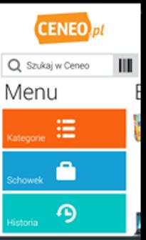Aplikacja CENEO na smartfony