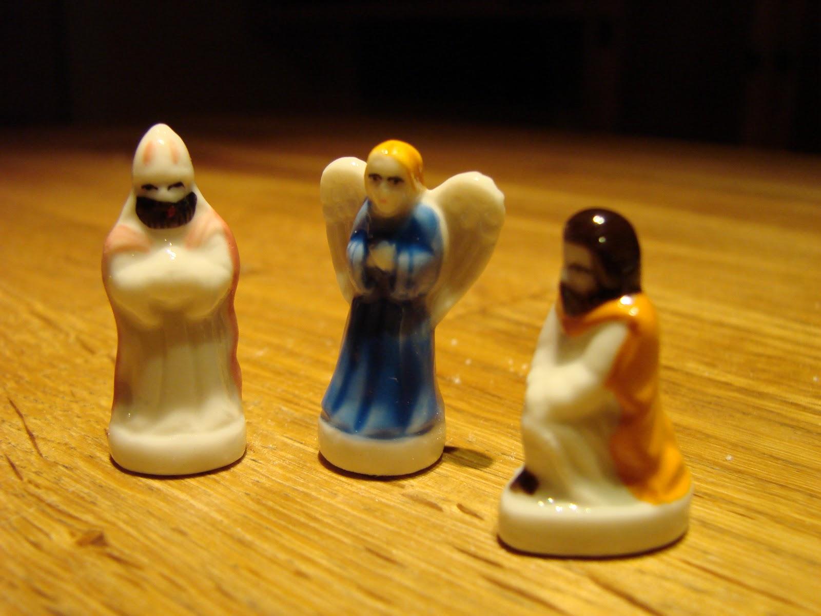 Les santons gateau